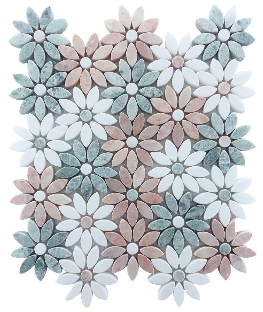 Norwegian Rose Marble, kit kat tiles, pink tiles, pink bathroom tiles, pink marble tiles, pink tiles for bathroom, pink bathroom tiles , pink marble,  herringbone tiles
