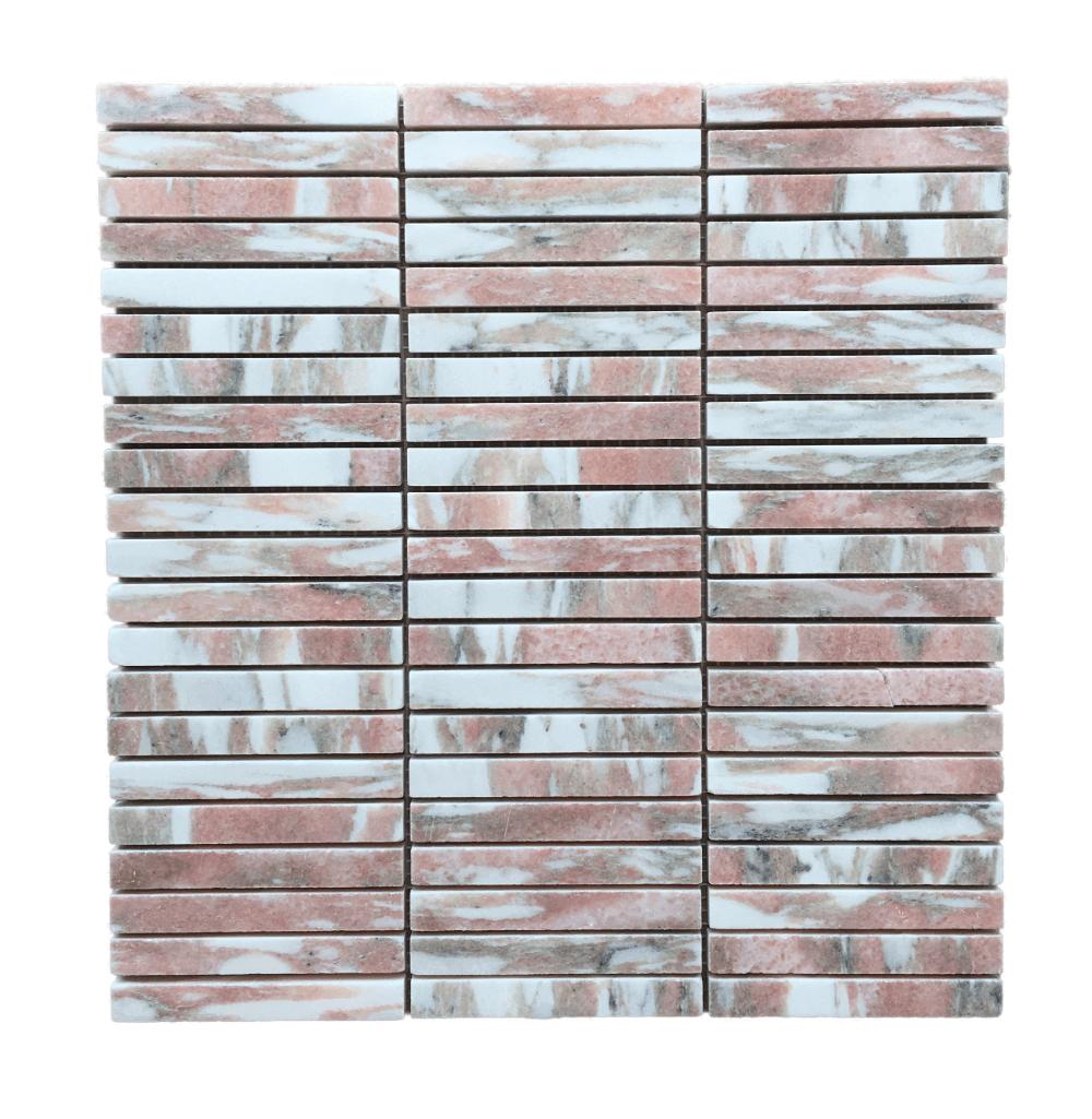 kit kat tiles, Norwegian Rose Marble, kit kat tiles, pink tiles, pink bathroom tiles, pink marble tiles, pink tiles for bathroom, pink bathroom tiles , pink marble,