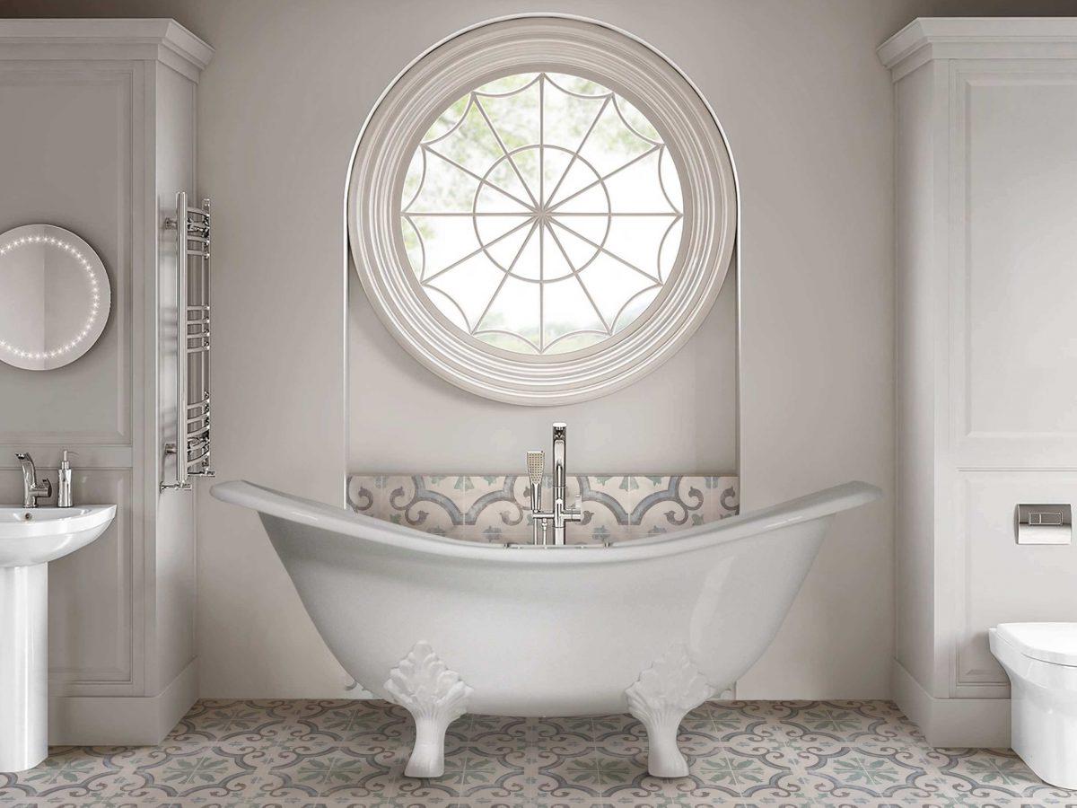 encaustic look tiles